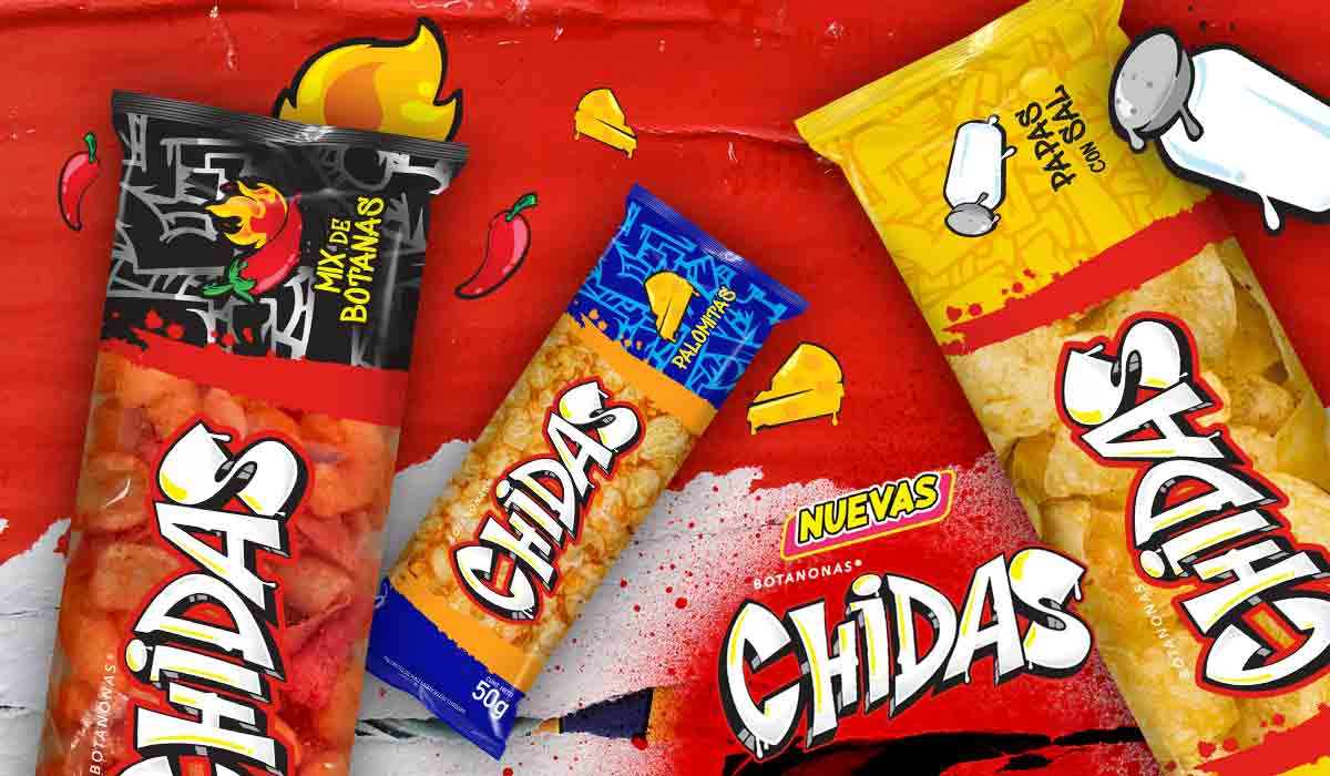 Banner Chidas
